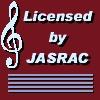 JASRAC許諾番号
